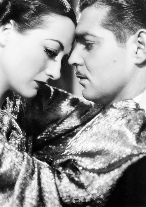 signorelligirl:  Joan Crawford and Clark Gable photographed for Chained (1934)