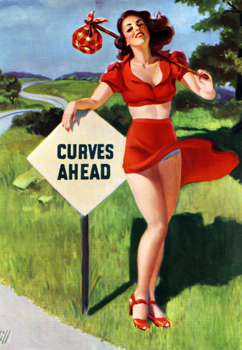 """Curves Ahead"""