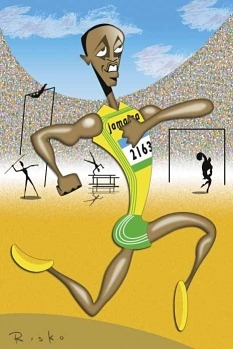 Why root for the Jamaican sprinters? Nicholas Thompson and Malcolm Gladwell continue their conversation about track and field, focusing here on Usain Bolt, Tyson Gay, and underdogs in track: http://nyr.kr/NbGRT8