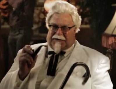 John Goodman As KFC Colonel In Funny Or Die Chick-Fil-A Mockery