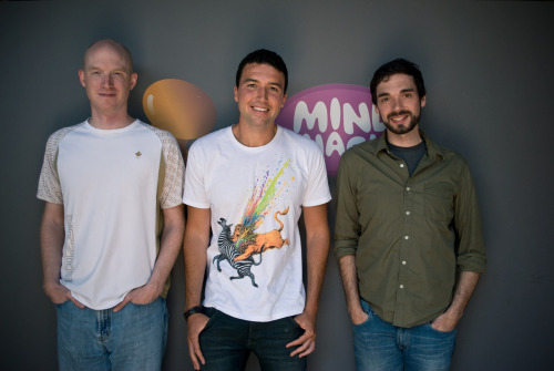 Feed your brain with MindSnacks - Karl, Jesse and Andy's take on educational mobile gaming.