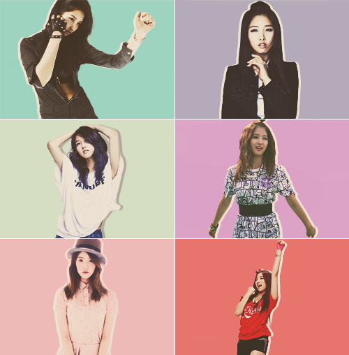 flawless people; nam jihyun (4minute)