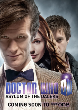 Asylum of the DaleksComing soon to BBC One.