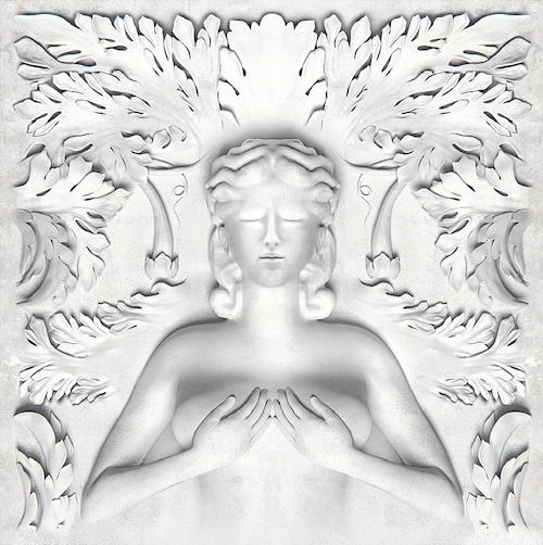 Can't wait for this!  G.O.O.D. Music – Cruel Summer (Album Cover) Drops: 9/4