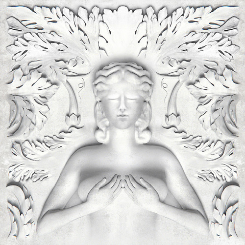 Album Art: Kanye West's 'Cruel Summer' - Sept 4th (via twitter)