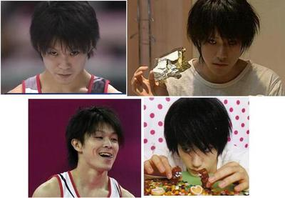 oneiannie:  So I heard that Kohei Uchimura doesn't like vegetables but really likes chocolate. Immediately had to make this!!!