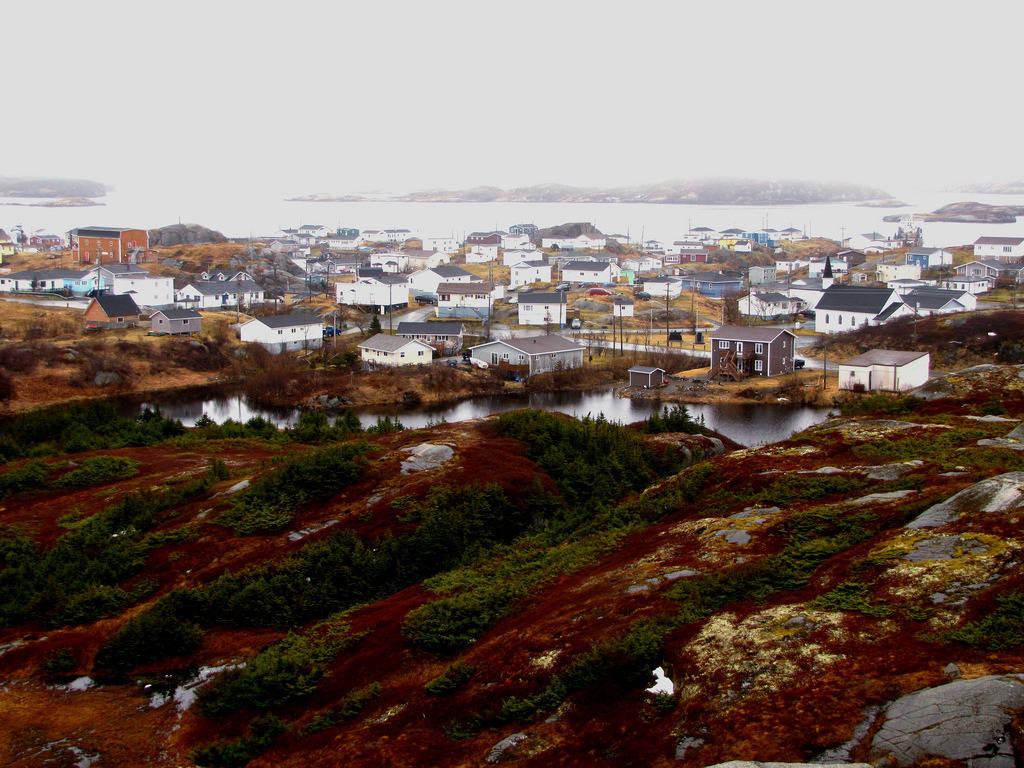 cornersoftheworld:  Burgeo, Newfoundland (by carrie mck)