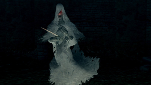 Things I have learned from Dark Souls: When running away, do not run to somewhere you haven't yet been, or you will get buttfucked by ghosts.