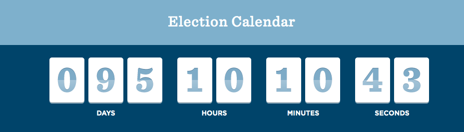 How are you planning to help win the election? Get the campaign calendar and stay in the loop on key dates like early voting deadlines, days of action, and local campaign events.
