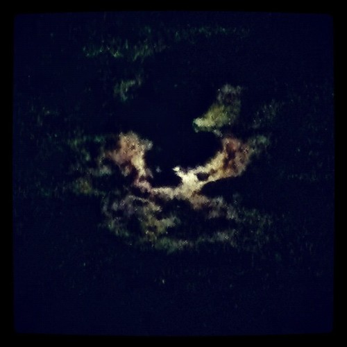 Full #moon #fullmoon now (Taken with Instagram)