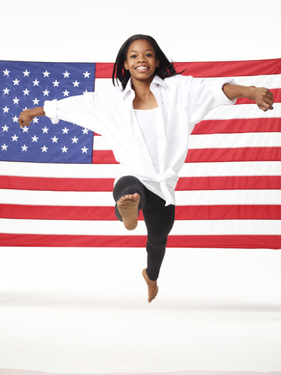 teenvogue:  Congratulations, Gabrielle Douglas! The gold medalist shares about her road to the Olympics and how she got her start as a pro gymnast. Get the scoop here »