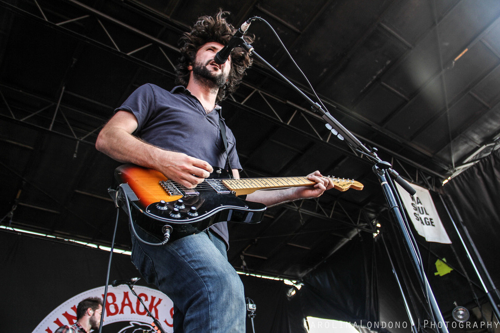 John Nolan // Taking Back Sunday - Vans Warped Tour // West Palm, FL