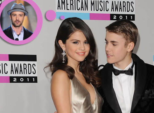 "Selena recently dished that her dream music collaboration would be with a famous Justin, but not the one most people would expect!  Nope, it's Justin Timblerlake!  Sel said, ""Who I would die to work with, but I don't think he ever would — I don't even think he's doing music anymore — is Justin Timberlake.""  She added, ""Just 'cause I love his music sooo much."" Which Justin would YOU want to see Sel sing with?!"