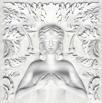 "album artwork: ""Cruel Summer"" x G.O.O.D. Music"