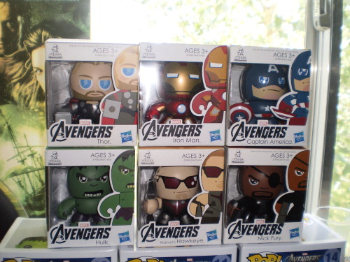 YAHOO I FINALLY FOUND THE LAST AVENGERS MINI MUGG I NEEDED TO COMPLETE MY COLLECTION!!!!!