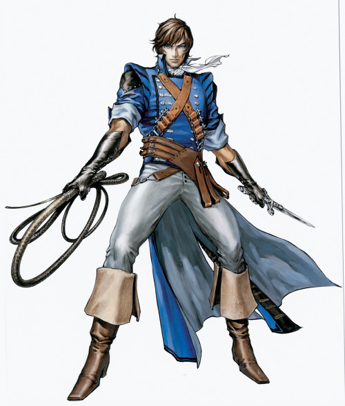 Richter Belmont (Castlevania - The Dracula X Chronicles)