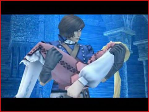Richter Belmont and Maria Renard (Castlevania - The Dracula X Chronicles)