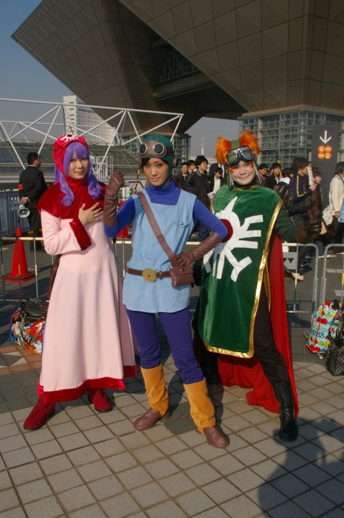 jessicaalbert13:  Dragon Quest II cosplay