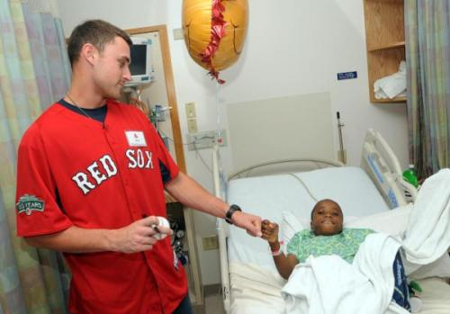 This is just chuck full of awesome!  #RedSox @middlebrooks