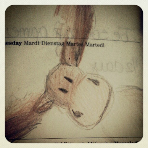 Of course my favvvvvv animal :] (Taken with Instagram)