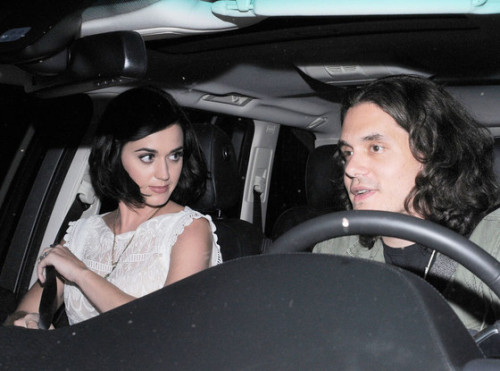 Katy Perry and John Mayer finally stepping out as a couple?! Click the photo to check out all of the details of their date night!