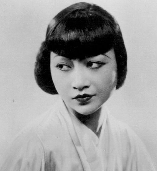 rustons:  The dilemma for Anna May Wong was increasingly obvious. Despite her triumph in The Thief of Bagdad and continued good reviews in mediocre productions, her career was stalled in Hollywood. True, she was now a staple in movie magazines, with full-page spreads appearing regularly. But her chances of moving up from supporting or featured player to star were improbable. Production codes against interracial kissing meant that she could not graduate to star billing, even in films with Orientalist themes. Rather, she had to watch as less talented white women took the roles that might have given her more fame, and at least more sympathetic parts. Despite her great beauty, she was cast as a prostitute, an opium dealer, or simply as insignificant color. Her final scenes featured suicide by knife or death by overdose of opium. Anna May Wong: From Laundryman's Daughter to Hollywood Legend (Graham Russell Gao Hodges)
