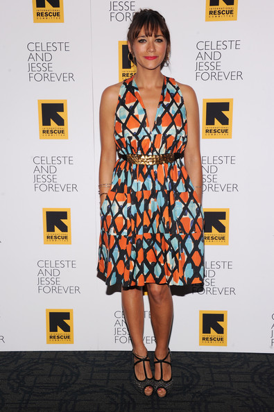 Look of the day: Rashida Jones in Thakoon