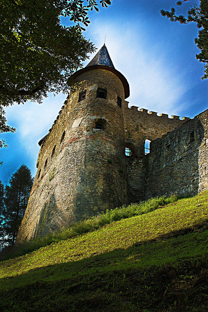 castle Stará Ľubovňa by ika6_ on Flickr.