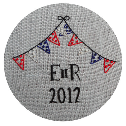 "Jubilee Party (by themasonbee) ""Latest free pattern to coincide with the new look website - www.masonbee.co.uk/#/patterns/4564178071"""