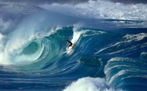 Waimea Shorebreak, Oahu