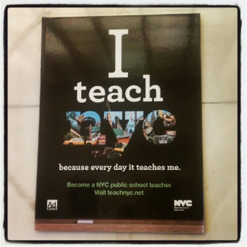 Taken with Instagram at NYC Department of Education