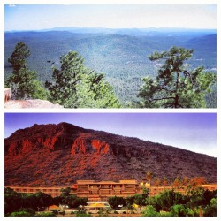 Countdown to two amazing AZ views with my man!