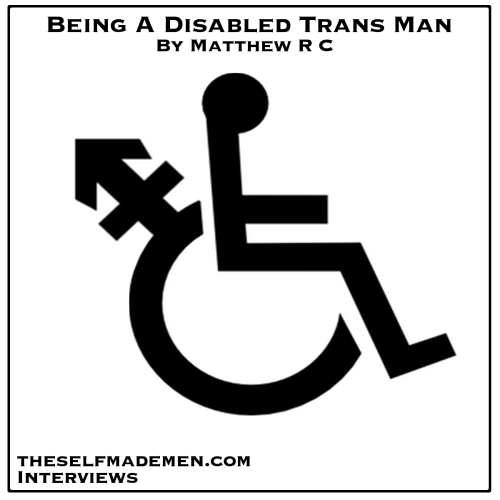 "theselfmademen:  The way in which people interact with me because I'm disabled (I use a wheelchair most of the time) and the way in which people interact with me when they know I'm trans are quite similar. People think that this gives them some sort of a right to my body, a right to information about it, they'll ask personal or invasive questions and not realise why those might not be appropriate. ""Do you have a dick yet?"" and ""so what's wrong? Why are you in a wheelchair?"" don't feel that different as questions, both uncomfortably invasive, and yet other disabled people ask me those sorts of questions about my transition, when I'm out, and other trans people ask me those sorts of questions about my disability when they know about it. I've had to work hard to reclaim the right to privacy about my body. Asking someone whether you can help them (and taking no for an answer), or asking someone their preferred pronouns, are far more appropriate than personal questions about somebody else's body. Full Article"