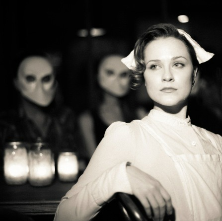 ‏@evanrachelwood: Another nice photo from my recent appearance in #sleepnomore