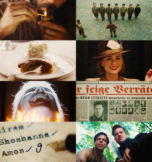 [?] - Favorite film from your favorite director(s) → Inglourious Basterds | Quentin Tarantino [2/2]