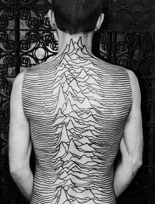 oh yes unknown pleasures!!