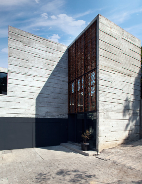 R Zero - H24 House, Mexico City, Mexico