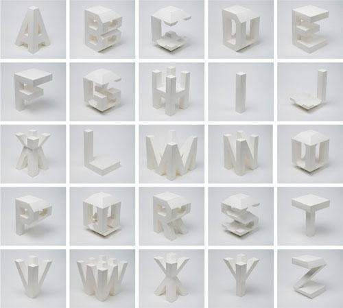 (via 4D Type by Lo Siento | Daily Icon)