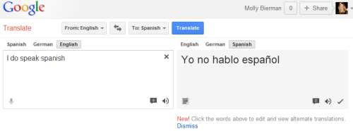ummmm try again, google translate