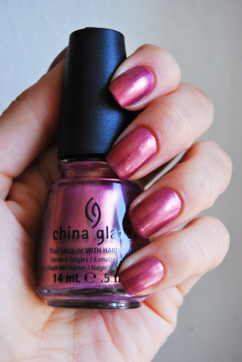 crfpaint:  China Glaze: Awakening