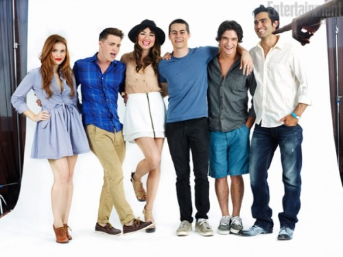 xteenwolf:  Cast Of Teen Wolf