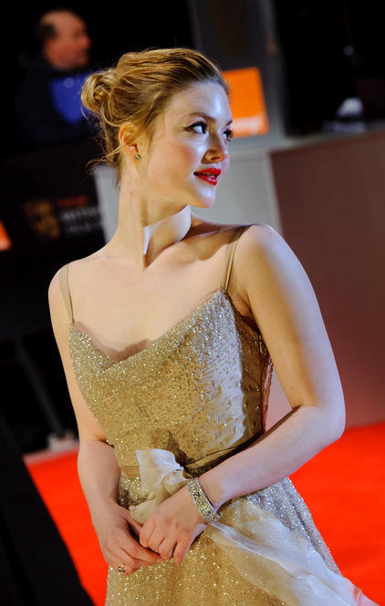 fuckyeahhotactress:  2012 BAFTA Film Awards - February 12, 2012