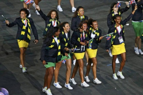 Here are some Olympic fashion! Who says you can't be fashionable while breaking records?! http://www.livetradingnews.com/olympic-fashion-75715.htm#.UBsMtaD92ZY