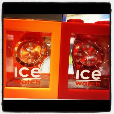 Look… Ice watch!! Who wants?? #kl #iphoneography #experimental (Taken with Instagram)