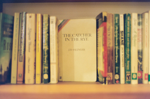 vualex907:  Insert Holden Caulfield Here. on Flickr.o