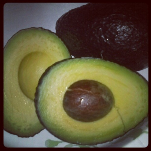 Yumm fresh avacados! #avacados #guacamole #food  (Taken with Instagram)