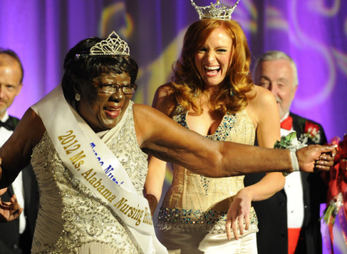Viola Thomas, 92, Wins Ms. Alabama Nursing Home 2012 Pageant