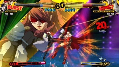 Persona 4: Arena First Week Sales Obliterate Champions' The game isn't out in America yet, but the game saw a pretty substantial milestone already in Japan, selling nearly 140,000 units (most coming from the PS3 version) in its first week. Those are impressive numbers by themselves, but compare this news to the first week sales of the bigger name series:[[MORE]]  (2009) Street Fighter IV [PS3] – 86,075 | 131,727 (2009) Street Fighter IV [360] – 37,782 | 51,152 (2009) BlazBlue: Calamity Trigger [PS3] – 33,768 | 57,796 (2009) BlazBlue: Calamity Trigger [360] – 24,812 | 36,065 (2009) Tekken 6 [PS3] – 103,105 | 171,188 (2009) Tekken 6 [360] – 23,261 | 36,673 (2010) Super Street Fighter IV [PS3] – 80,882 | 177,583 (2010) Super Street Fighter IV [360] – 28,454 | 46,871 (2010) BlazBlue: Continuum Shift [PS3] – 49,871 | 85,152 (2010) BlazBlue: Continuum Shift [360] – 16,184 | 22,543  That's right, the series has outsold both Street Fighter IV and Tekken 6 in their first week sales. There are a number of implications for the fighting genre in the future because of this data, but we'll need to see how well the game does in America before drawing anything substantial! The game arrives August 7th for North Americans!