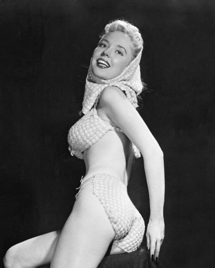pussylequeer:  Betty Brosmer
