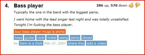 Who is the bass player of ADUBB? Pedro? Yeah(;